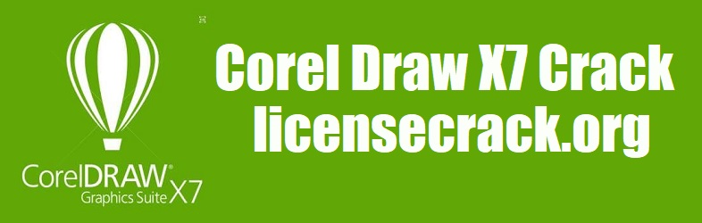 Corel Draw X7 Crack plus Keygen Windows 7, 8, 8.1 (32-64bit)