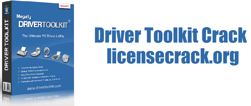 Driver Toolkit Crack + License Key 2021 Latest
