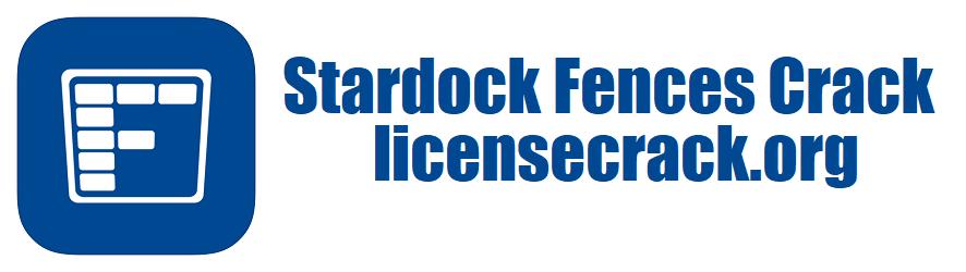 Stardock Fences 3.0.9.11 Full Crack with Serial Key [*]