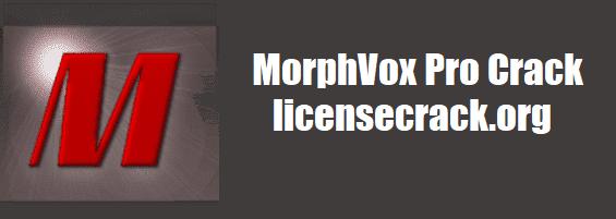 MorphVox Pro Crack 4.5 + Serial Key Latest 2021