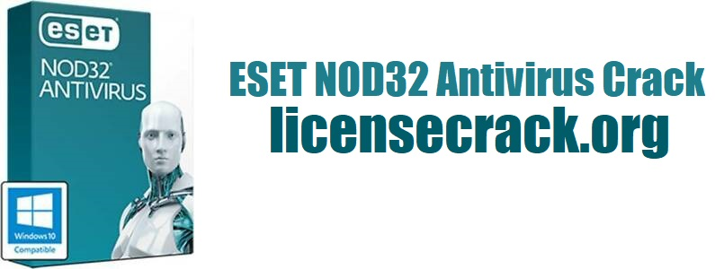 ESET NOD32 Antivirus 2021 Full Crack + License Key {Final}