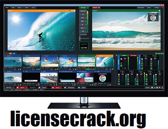 vMix Crack 23.0.0.70 License Key + Full Free Download