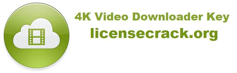 4K Video Downloader 4.13.4.3950 Full Crack + Key Download