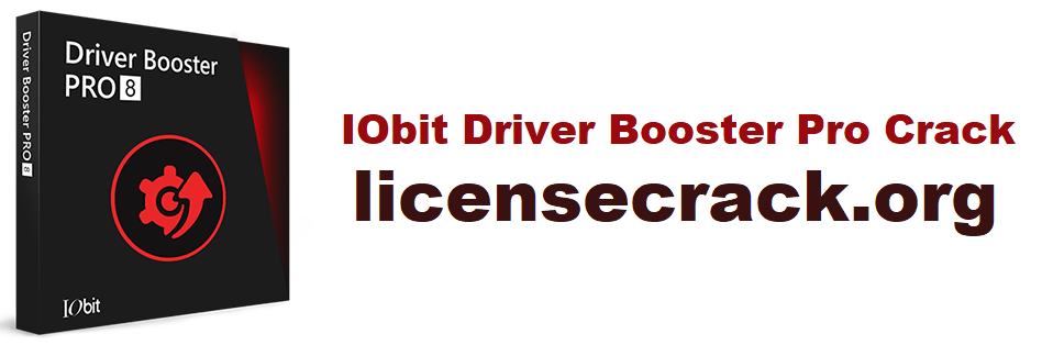 IObit Driver Booster PRO 8.1.0.276 Crack Full + Activation Key