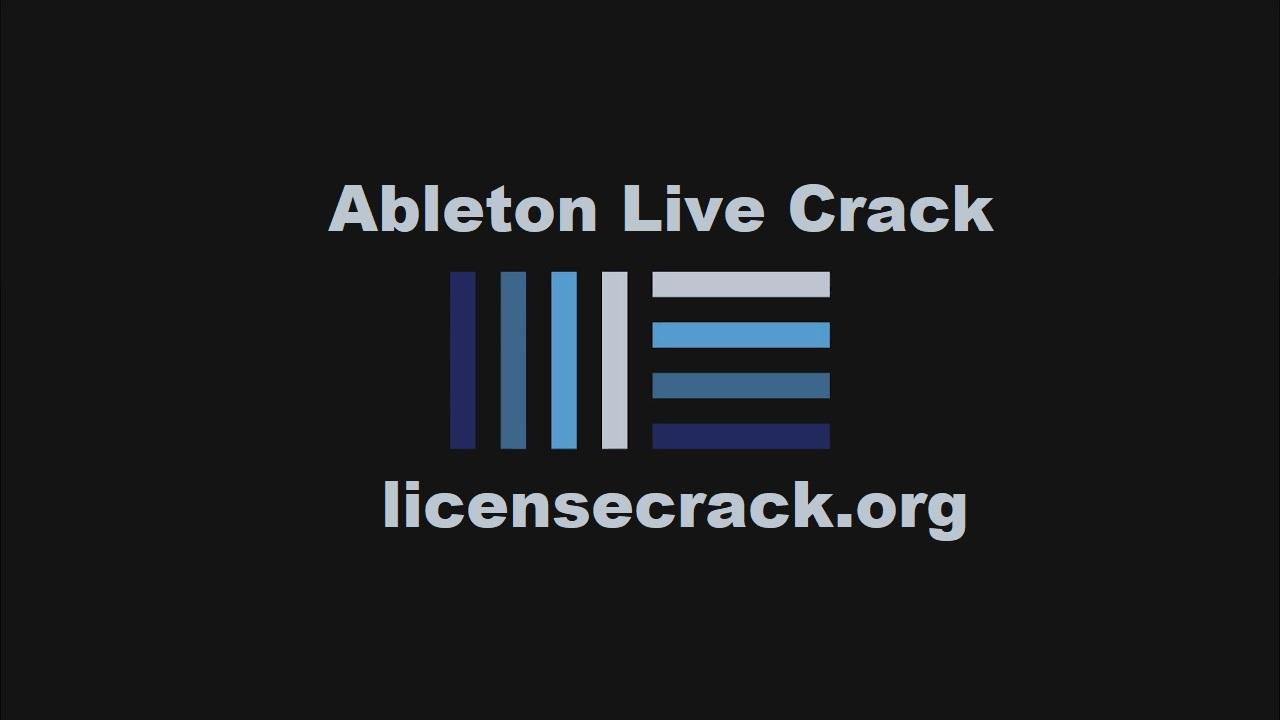 Ableton Live 10.1.30 Crack + Torrent Full Download