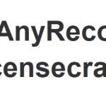 AnyRecover Crack