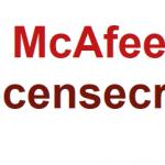 McAfee Crack