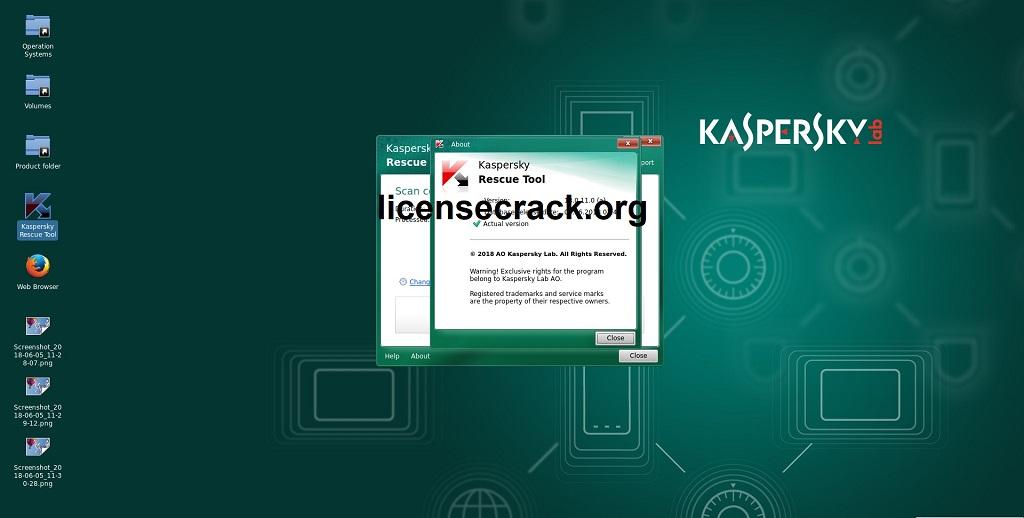Kaspersky Rescue Disk Crack + Serial Key Download [Full]