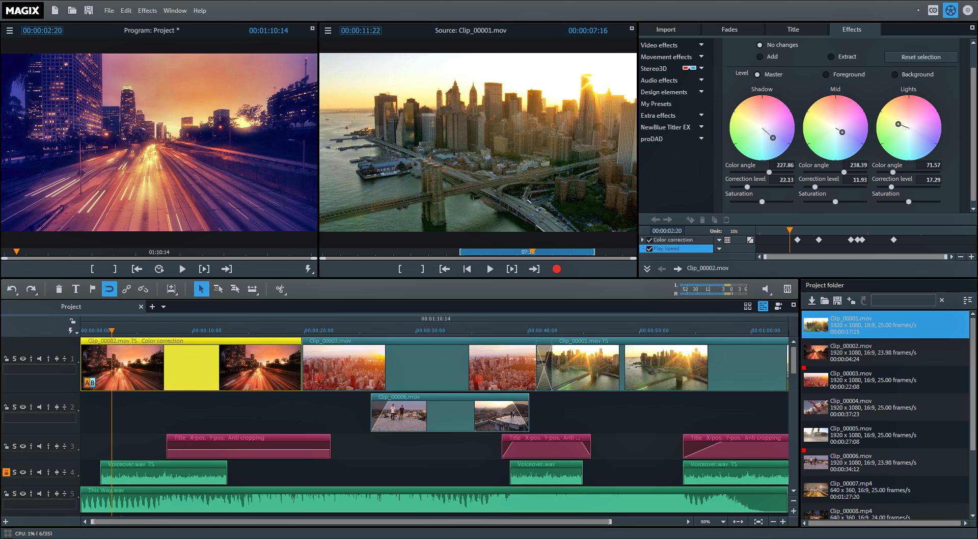 Magix Movie Edit Pro 2021 Crack + Serial Number Full Download