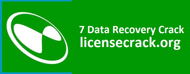 7 Data Recovery 4.4 Crack + Serial Key Free Download