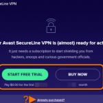Avast Secureline VPN License File Activation Code + License Key