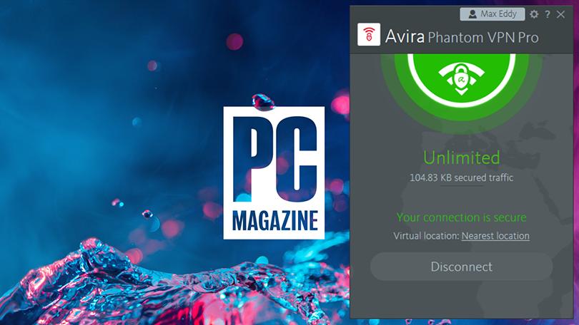 Avira Phantom VPN Pro 2.37.3.21018 Crack + Key 2022
